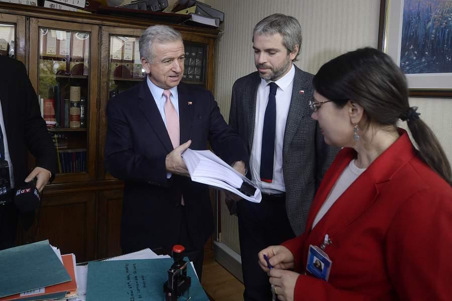 Proyecto Reforma Tributaria 2018 (Boletín 1243-05)