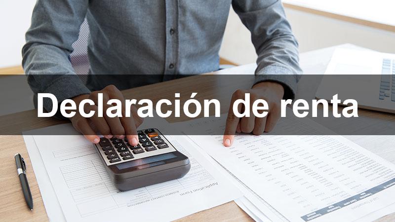 Pasos para hacer una declaración de renta y el uso del formulario 22